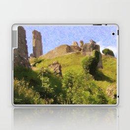 Corfe Castle Laptop & iPad Skin