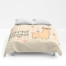 llama llama Comforters