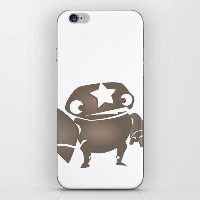 minima - slowbot 004 iPhone Skin