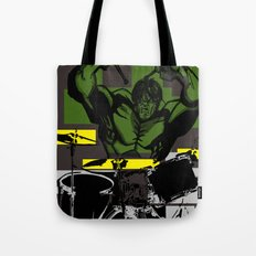 Smash the Drums... Tote Bag
