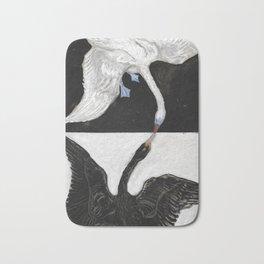 Hilma af Klint, The Swan, No. 1 Bath Mat