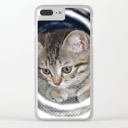 little Emma Clear iPhone Case