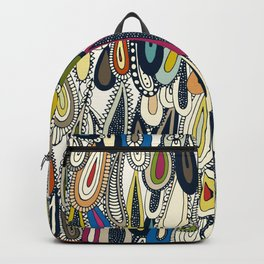 festival droplets Backpack