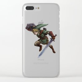 The Legend of Zelda Clear iPhone Case