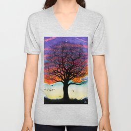 Seasons of Change Unisex V-Neck