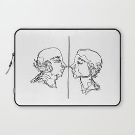 LOOKING BACK Laptop Sleeve