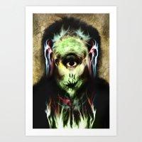 Mirita #33 Art Print