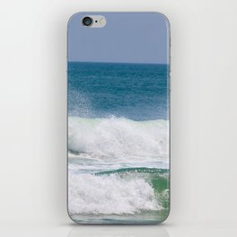 Shaping the Shoreline iPhone Skin