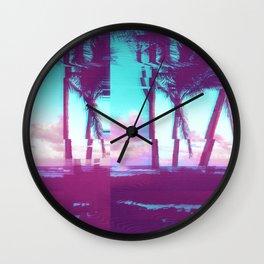 Take a Trip Wall Clock
