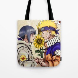 Naruto and Hinata Tote Bag