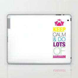 Keep Calm 1 Laptop & iPad Skin
