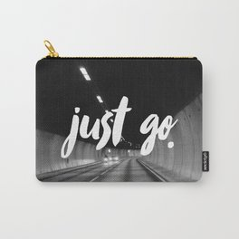 Just Go Carry-All Pouch