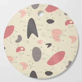 Pendan - Pink Cutting Board