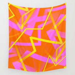 Calypso - Abstract Wall Tapestry