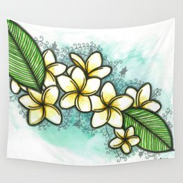 Hawaiian Sun Wall Tapestry