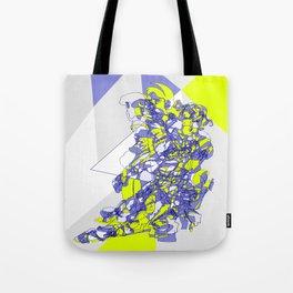 Transitions V2 Tote Bag