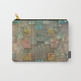 Dreamy Ceramic Tiles Carry-All Pouch