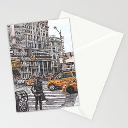 New York I Love You Stationery Cards