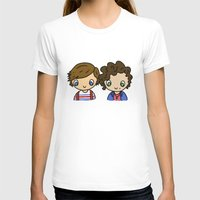 larry stylinson T-shirts featuring What Makes Larry Beautiful by clevernessofyou