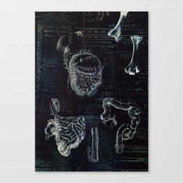 Organs Canvas Print