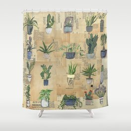 It Is Just Me and You Shower Curtain