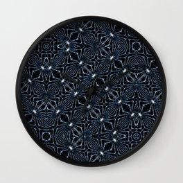Luxury Modern Geometric Pattern Wall Clock