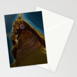 The Peacemaker Stationery Cards