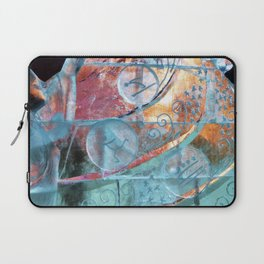 Olympic Ice-sculpting in Kostroma Laptop Sleeve