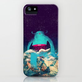 Did you know, son? iPhone Case