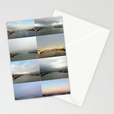 The Many Faces of the Fremont Bridge Stationery Cards