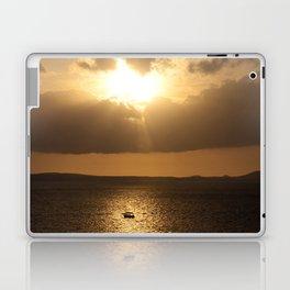 Majorca Sunset Laptop & iPad Skin