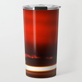 Overreal  - Now is the Time.  Album Cover Travel Mug