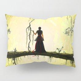 lamenting sorrow Pillow Sham