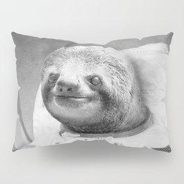 Sloth Astronaut Pillow Sham