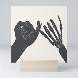 Unbroken Promises I Mini Art Print