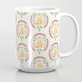 Doggy Pattern Coffee Mug