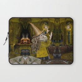 Wicked Witch of the West Laptop Sleeve