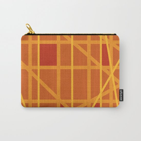 Abstract DW Carry-All Pouch