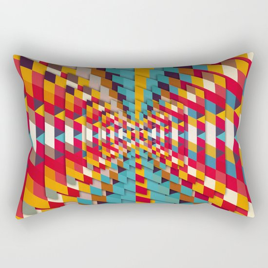 Grow Up Rectangular Pillow