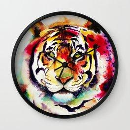 The Big Tiger Wall Clock
