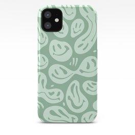 Liquify Minty Fresh iPhone Case
