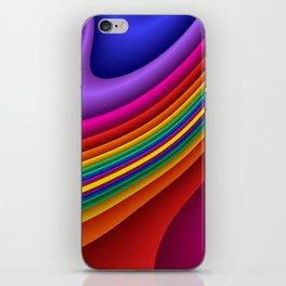 fluid -7- iPhone Skin