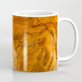 Natural Stone Art-The Cistern, Gold Butte, NV Coffee Mug
