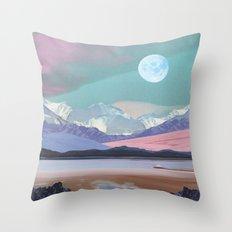 Kimono Dreaming Throw Pillow