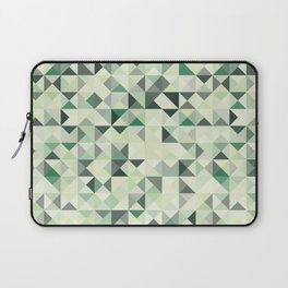 colorful Triangles 2 Laptop Sleeve