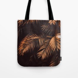 Cinnamon Stick Palms Tote Bag