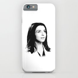 Amelia Shepherd iPhone Case