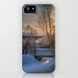 Channel View iPhone Case
