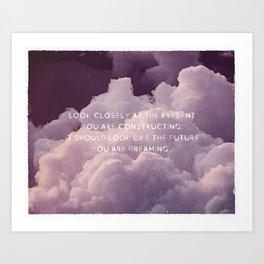 Alice Walker Collection V1 Art Print
