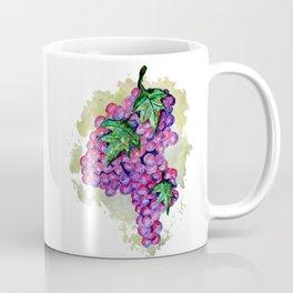 Purple Grapes from Africa Coffee Mug